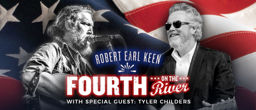 Robert Earl Keen - 4th on the River